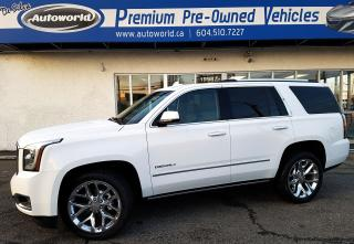Used 2017 GMC Yukon Denali AWD *Brand New!* for sale in Langley, BC