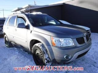 Used 2006 Pontiac TORRENT  4D UTILITY 2WD for sale in Calgary, AB