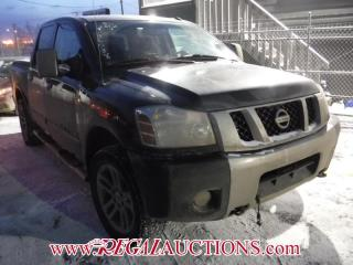 Used 2012 Nissan TITAN SL CREW CAB SWB for sale in Calgary, AB