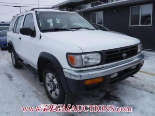 Used 1999 Nissan PATHFINDER  4D UTILITY for sale in Calgary, AB