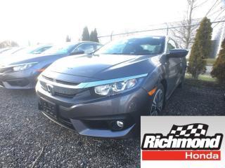 New 2018 Honda Civic EX-T w/Honda Sensing for sale in Richmond, BC