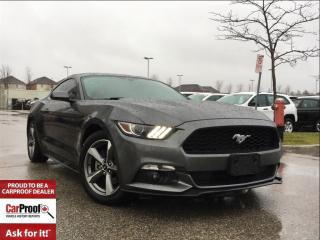 Used 2016 Ford Mustang V6**BACK UP CAMERA**POWER SEAT** for sale in Mississauga, ON