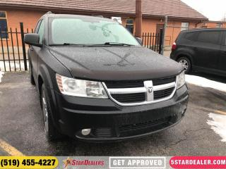 Used 2010 Dodge Journey SXT | CAR LOANS FOR ALL CREDIT for sale in London, ON