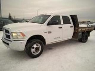 Used 2012 Dodge Ram 3500 CREW CAB 4WD DRW for sale in West Kelowna, BC