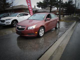 Used 2012 Chevrolet Cruze LT Turbo for sale in Scarborough, ON