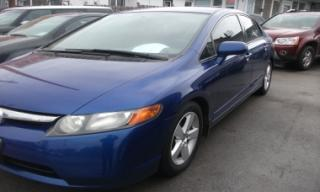 Used 2007 Honda Civic LX for sale in St Catharines, ON