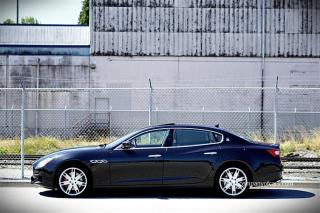 Used 2014 Maserati Quattroporte Q4 for sale in Burnaby, BC