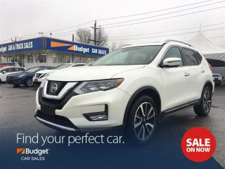 Used 2017 Nissan Rogue SL Platinum for sale in Vancouver, BC