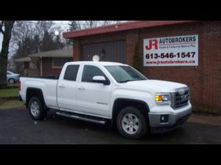 Used 2014 GMC Sierra 1500 SLE Z71 4X4 Double Cab - Nice Truck! for sale in Elginburg, ON