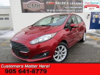 Used 2015 Ford Fiesta SE  HEATED SEATS, ALLOYS, POWER GROUP for sale in St Catharines, ON