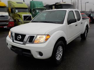 Used 2017 Nissan Frontier SV Crew Cab Regular Box 4WD for sale in Burnaby, BC