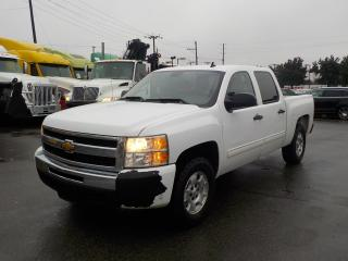 Used 2011 Chevrolet Silverado 1500 Crew Cab 4WD for sale in Burnaby, BC