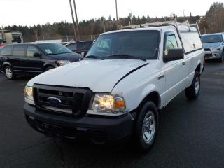 Used 2011 Ford Ranger XL Regular Cab Short Box 2WD with Canopy for sale in Burnaby, BC