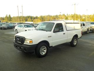 Used 2011 Ford Ranger XL Regular Cab 2WD with Canopy for sale in Burnaby, BC