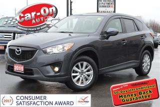 Used 2015 Mazda CX-5 GS AWD SUNROOF HTD SEATS REAR CAM for sale in Ottawa, ON