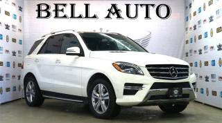 Used 2013 Mercedes-Benz ML-Class ML 350 BlueTEC NAVIGATION BACKUP CAMERA for sale in North York, ON