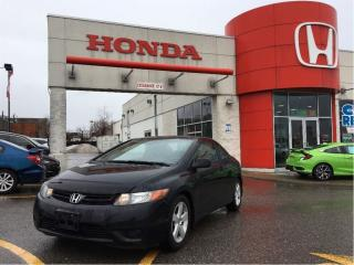Used 2007 Honda Civic COUPE EX, power roof, warranty included, ask for details for sale in Scarborough, ON