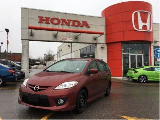 Used 2010 Mazda MAZDA5 GS, leather, power sunroof for sale in Scarborough, ON
