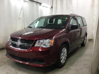 Used 2017 Dodge Grand Caravan CVP for sale in Winnipeg, MB
