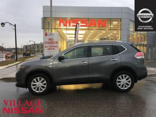 Used 2015 Nissan Rogue S - All Wheel Drive for sale in Unionville, ON
