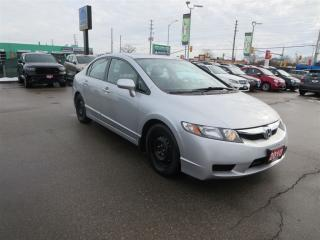 Used 2010 Honda Civic EX-L - Heated Seats, Winter Tires, Sunroof for sale in London, ON