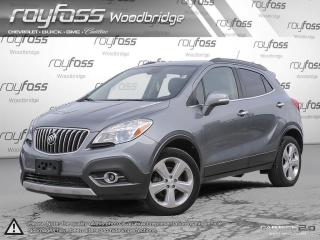 Used 2015 Buick Encore Convenience for sale in Woodbridge, ON