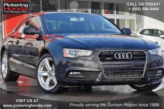 Used 2014 Audi A5 2.0 6sp Komfort Cpe for sale in Pickering, ON