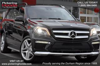 Used 2015 Mercedes-Benz GL350 BlueTEC 4MATIC for sale in Pickering, ON