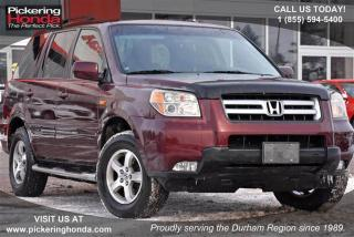 Used 2008 Honda Pilot SE RES 4WD for sale in Pickering, ON