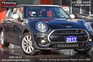 Used 2017 MINI Cooper Clubman S ALL4 for sale in Pickering, ON