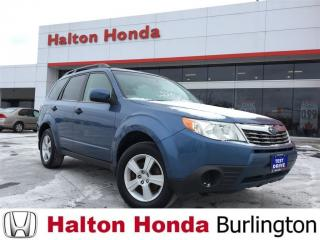 Used 2010 Subaru Forester 2.5 X for sale in Burlington, ON