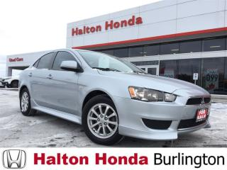 Used 2013 Mitsubishi Lancer SE for sale in Burlington, ON