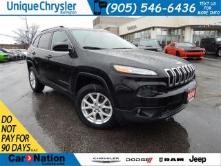 Used 2014 Jeep Cherokee North|8.4 SCREEN|BACK UP CAM|4X4 AND MORE! for sale in Burlington, ON