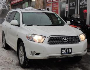 Used 2010 Toyota Highlander Hybrid Limited for sale in Etobicoke, ON