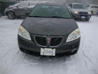 Used 2006 Pontiac G6 for sale in London, ON