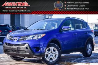 Used 2014 Toyota RAV4 LE AWD|Bluetooth|Sat|Backup_Cam|Keyless_Entry|Trac.Cntrl for sale in Thornhill, ON