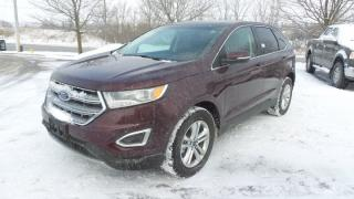 Used 2017 Ford Edge AWD SEL 3.5L 385Hp Leather, Moon, Navi for sale in Stratford, ON