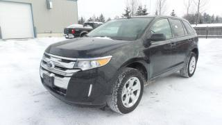 Used 2014 Ford Edge SEL 3.5L 285Hp Leather, Moon, Navi for sale in Stratford, ON