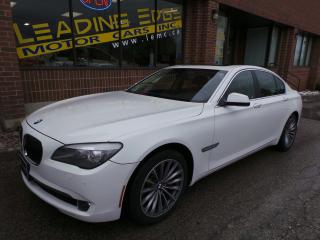 Used 2011 BMW 750 i xDrive for sale in Woodbridge, ON