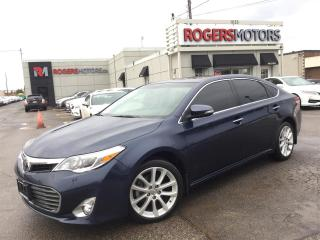 Used 2015 Toyota Avalon LIMITED - NAVI - REVERSE CAM for sale in Oakville, ON