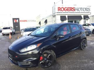 Used 2014 Ford Fiesta ST - 6SPD - NAVI - SUNROOF - RECARO SEATS for sale in Oakville, ON