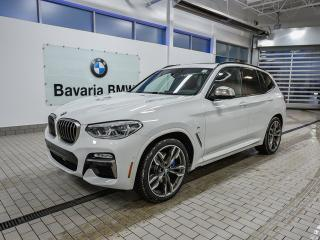 New 2018 BMW X3 M40i for sale in Edmonton, AB