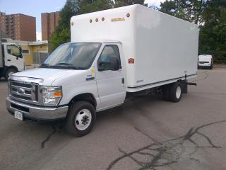 Used 2016 Ford E350 16' w ramp - gas for sale in Kitchener, ON