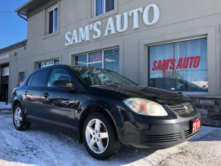 Used 2010 Chevrolet Cobalt LT w/1SA for sale in Hamilton, ON