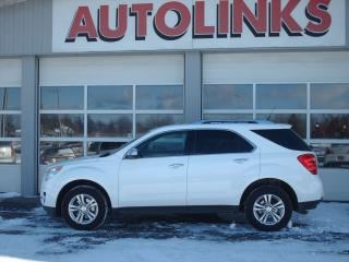 Used 2011 Chevrolet Equinox 2LT   leather/heated seats/all wheel drive for sale in St Catharines, ON