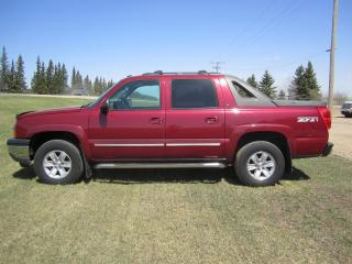 Used 2005 Chevrolet Avalanche LT for sale in Melfort, SK
