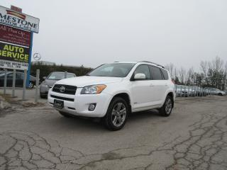 Used 2011 Toyota RAV4 AWD SPORT / ONE OWNER / LOCAL CAR for sale in Newmarket, ON