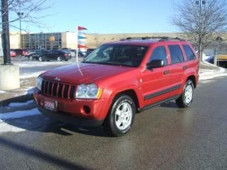 Used 2006 Jeep Grand Cherokee LAREDO 4x4 for sale in York, ON