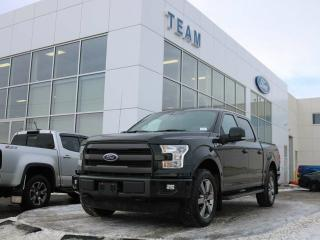 Used 2015 Ford F-150 Lariat for sale in Edmonton, AB