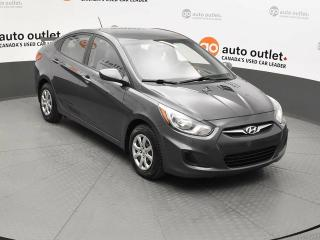 Used 2013 Hyundai Accent GL 4dr Sedan for sale in Edmonton, AB